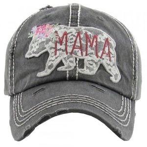 Mama Bear Baseball Cap 🧢
